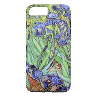 Capa iPhone 8 Plus/7 Plus Íris por Vincent van Gogh