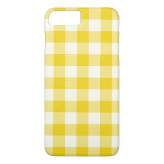 Capa iPhone 8 Plus/7 Plus Limão - caso positivo do iPhone 7 amarelos do