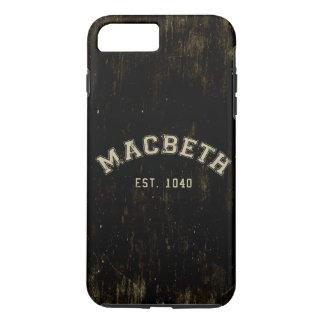Capa iPhone 8 Plus/7 Plus Macbeth retro