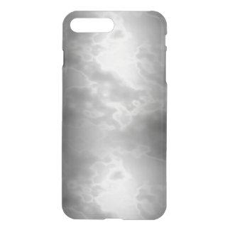 Capa iPhone 8 Plus/7 Plus Mármore do carvão vegetal