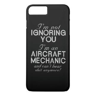 Capa iPhone 8 Plus/7 Plus Mecânico de aviões