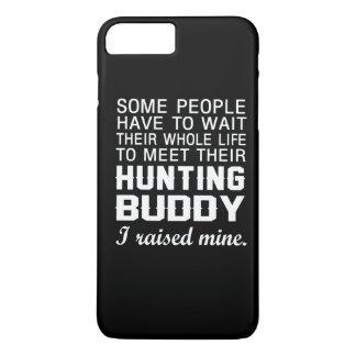 Capa iPhone 8 Plus/7 Plus Meu amigo da caça