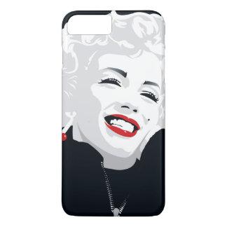 Capa iPhone 8 Plus/7 Plus Miki Marilyn