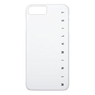 Capa iPhone 8 Plus/7 Plus Minimalista