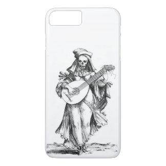 Capa iPhone 8 Plus/7 Plus Mulher de esqueleto