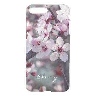 Capa iPhone 8 Plus/7 Plus Na moda floral da natureza de Sakura da flor de