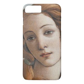 Capa iPhone 8 Plus/7 Plus Nascimento do fim de Venus acima da cabeça