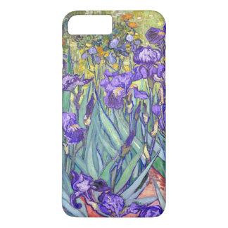 Capa iPhone 8 Plus/7 Plus O roxo de Vincent van Gogh torna iridescentes