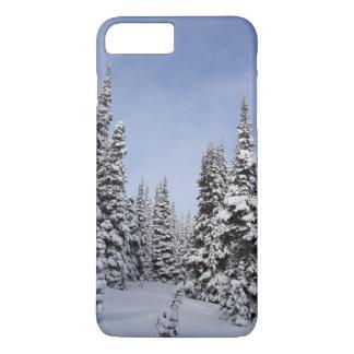 Capa iPhone 8 Plus/7 Plus Os Estados Unidos, Washington, árvores cobertos de