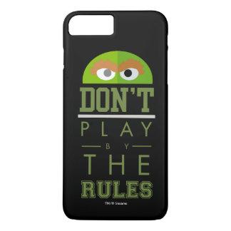 Capa iPhone 8 Plus/7 Plus Oscar não joga por regras