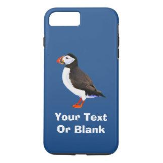 Capa iPhone 8 Plus/7 Plus Papagaio-do-mar atlântico