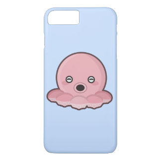 Capa iPhone 8 Plus/7 Plus Polvo de Kawaii