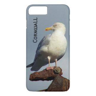Capa iPhone 8 Plus/7 Plus Porto Cornualha Inglaterra de Charlestown da