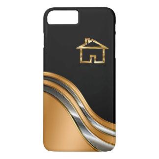 Capa iPhone 8 Plus/7 Plus Profissional dos bens imobiliários