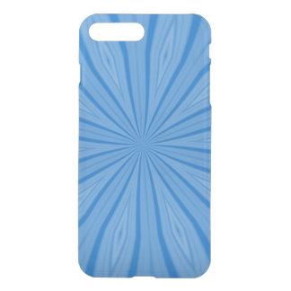Capa iPhone 8 Plus/7 Plus Raias azuis de Hanukkah
