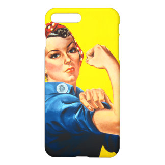 Capa iPhone 8 Plus/ 7 Plus Rosie o rebitador