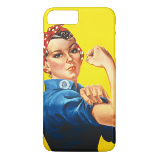 Capa iPhone 8 Plus/7 Plus Rosie o rebitador
