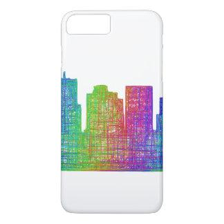 Capa iPhone 8 Plus/7 Plus Skyline de Phoenix