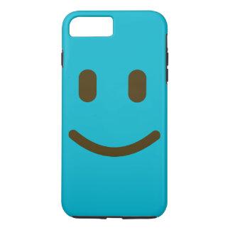 Capa iPhone 8 Plus/7 Plus Smiley face eu telefono ao caso 6