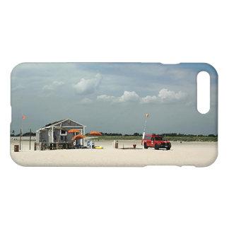 Capa iPhone 8 Plus/ 7 Plus Suporte de guarda-chuva da praia de Jones