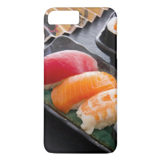 Capa iPhone 8 Plus/7 Plus Sushi e rolos