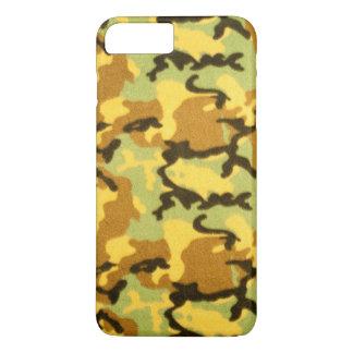 Capa iPhone 8 Plus/7 Plus Teste padrão da camuflagem do exército