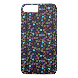 Capa iPhone 8 Plus/7 Plus textura das bolinhas