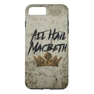 Capa iPhone 8 Plus/7 Plus Todos saudam Macbeth