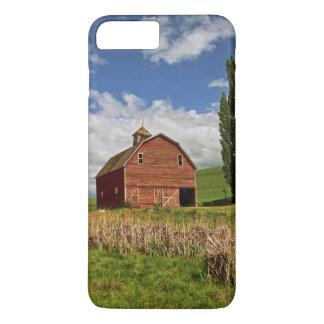 Capa iPhone 8 Plus/7 Plus Um passeio através do país da fazenda de Palouse