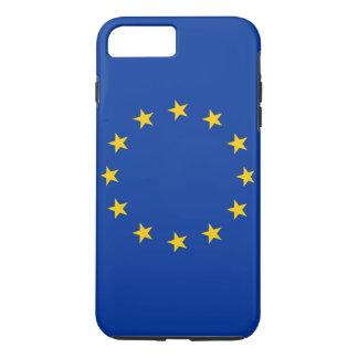 Capa iPhone 8 Plus/7 Plus União Europeia de E. -