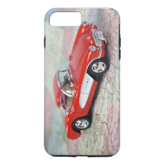 Capa iPhone 8 Plus/7 Plus Vintage Corveta