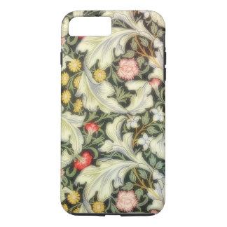 Capa iPhone 8 Plus/7 Plus Vintage de Leicester floral