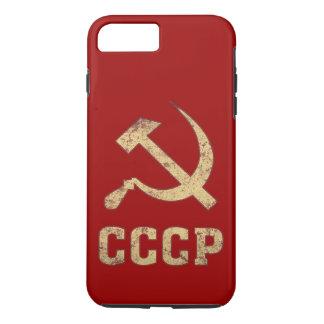 Capa iPhone 8 Plus/7 Plus Vintage União Soviética