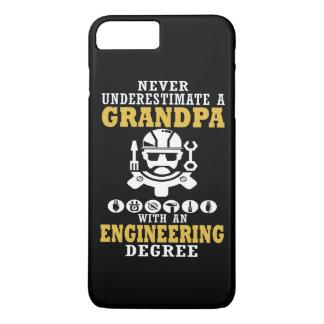 Capa iPhone 8 Plus/7 Plus Vovô da engenharia