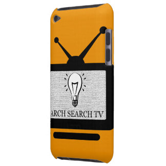 Capa iPod Touch Arch Search Tv