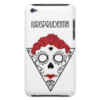 Capa iPod Touch da 4a Geração Caveira Mexicana