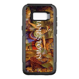Capa OtterBox Commuter Para Samsung Galaxy S8+ ABH Jamestown