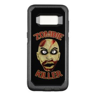 Capa OtterBox Commuter Para Samsung Galaxy S8 Assassino do zombi