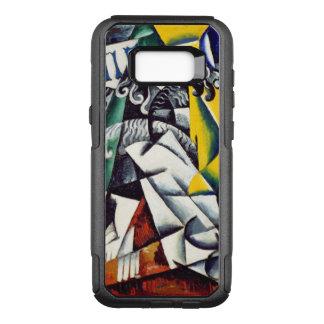 Capa OtterBox Commuter Para Samsung Galaxy S8+ Assunto da loja de um tintureiro