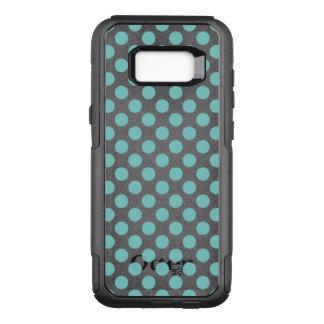 Capa OtterBox Commuter Para Samsung Galaxy S8+ Bolinhas do Aqua