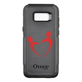 Capa OtterBox Commuter Para Samsung Galaxy S8+ Caixa impressionante da galáxia S8 de OtterBox