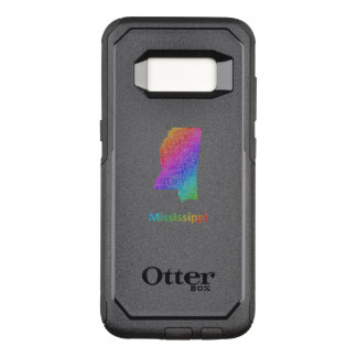 Capa OtterBox Commuter Para Samsung Galaxy S8 Mississippi