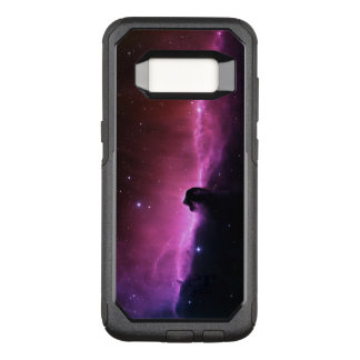Capa OtterBox Commuter Para Samsung Galaxy S8 Nebulosa de surpresa de Horsehead