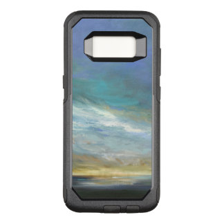 Capa OtterBox Commuter Para Samsung Galaxy S8 Nuvens litorais