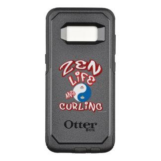 Capa OtterBox Commuter Para Samsung Galaxy S8 Ondulação