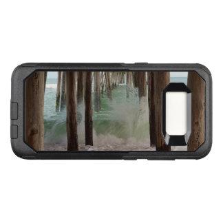 Capa OtterBox Commuter Para Samsung Galaxy S8 Sob o cais por Shirley Taylor