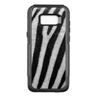 Capa OtterBox Commuter Para Samsung Galaxy S8+ zebra