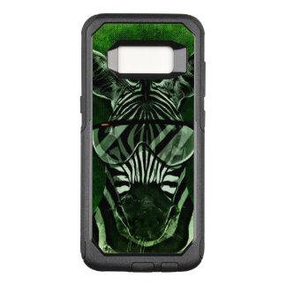 Capa OtterBox Commuter Para Samsung Galaxy S8 Zebra legal no caso do otterbox da galáxia s8 de