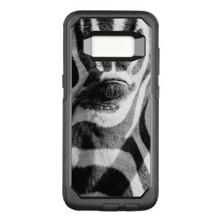 Capa OtterBox Commuter Para Samsung Galaxy S8 Zumbido da zebra