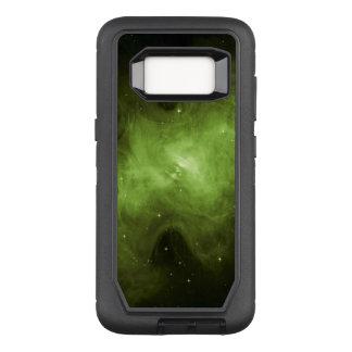 Capa OtterBox Defender Para Samsung Galaxy S8 Nebulosa de caranguejo, resto do Supernova, luz
